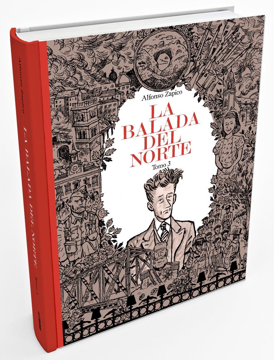 LA BALADA DEL NORTE, de Alfonso Zapico