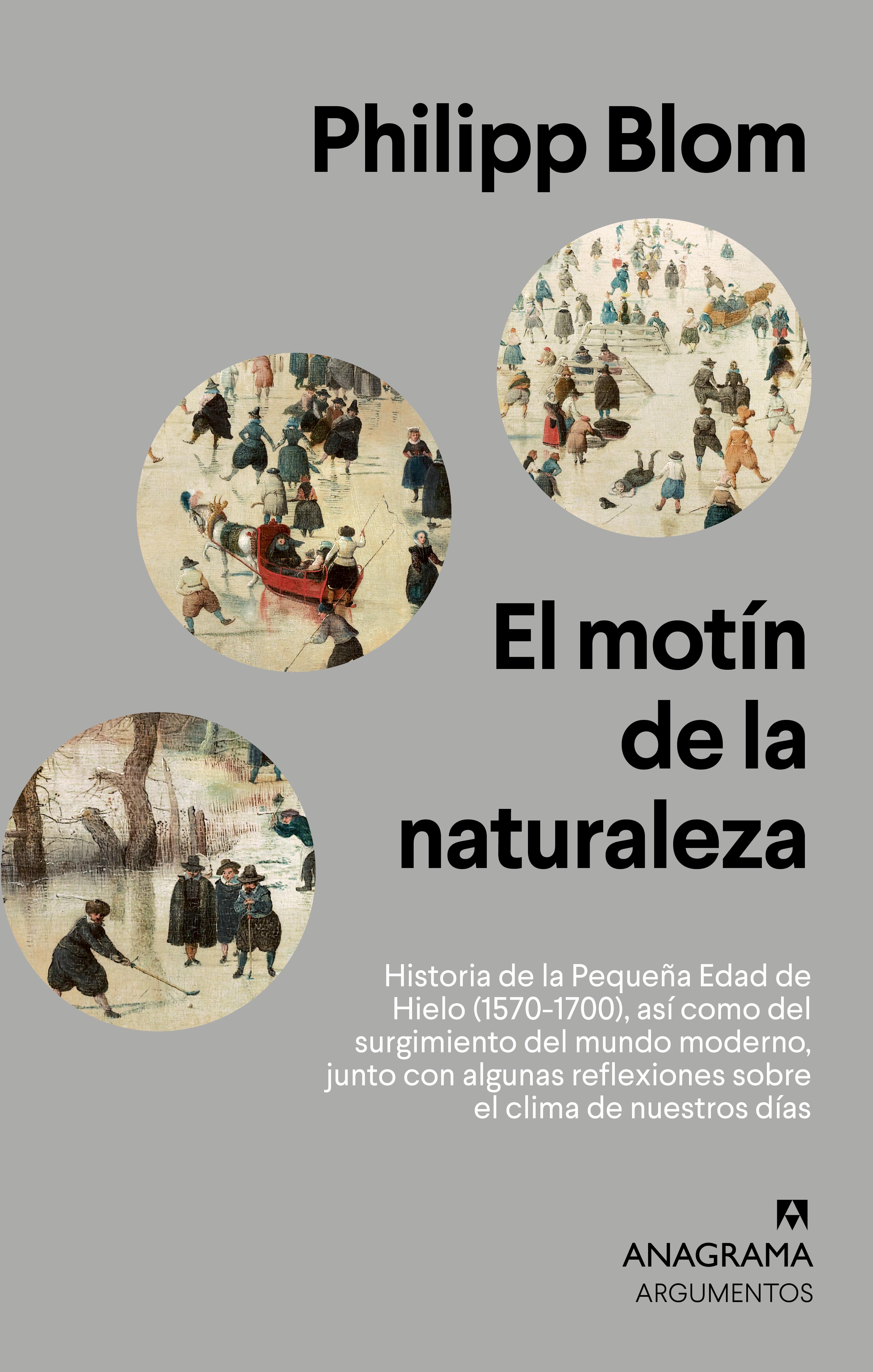 EL MOTIN DE LA NATURALEZA, de Philipp Blom
