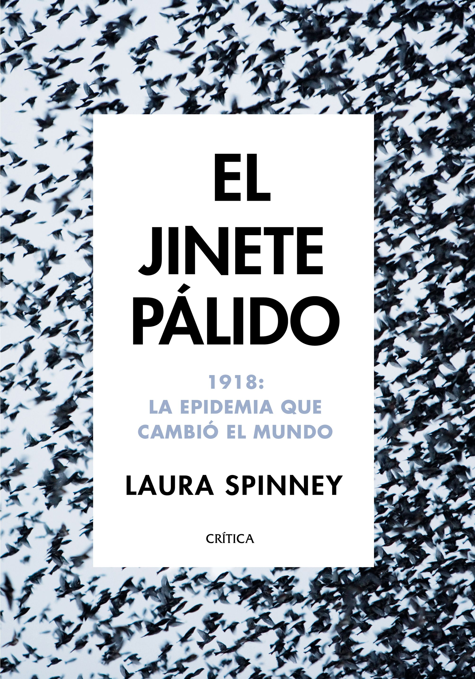 EL JINETE PALIDO de Laura Spinney